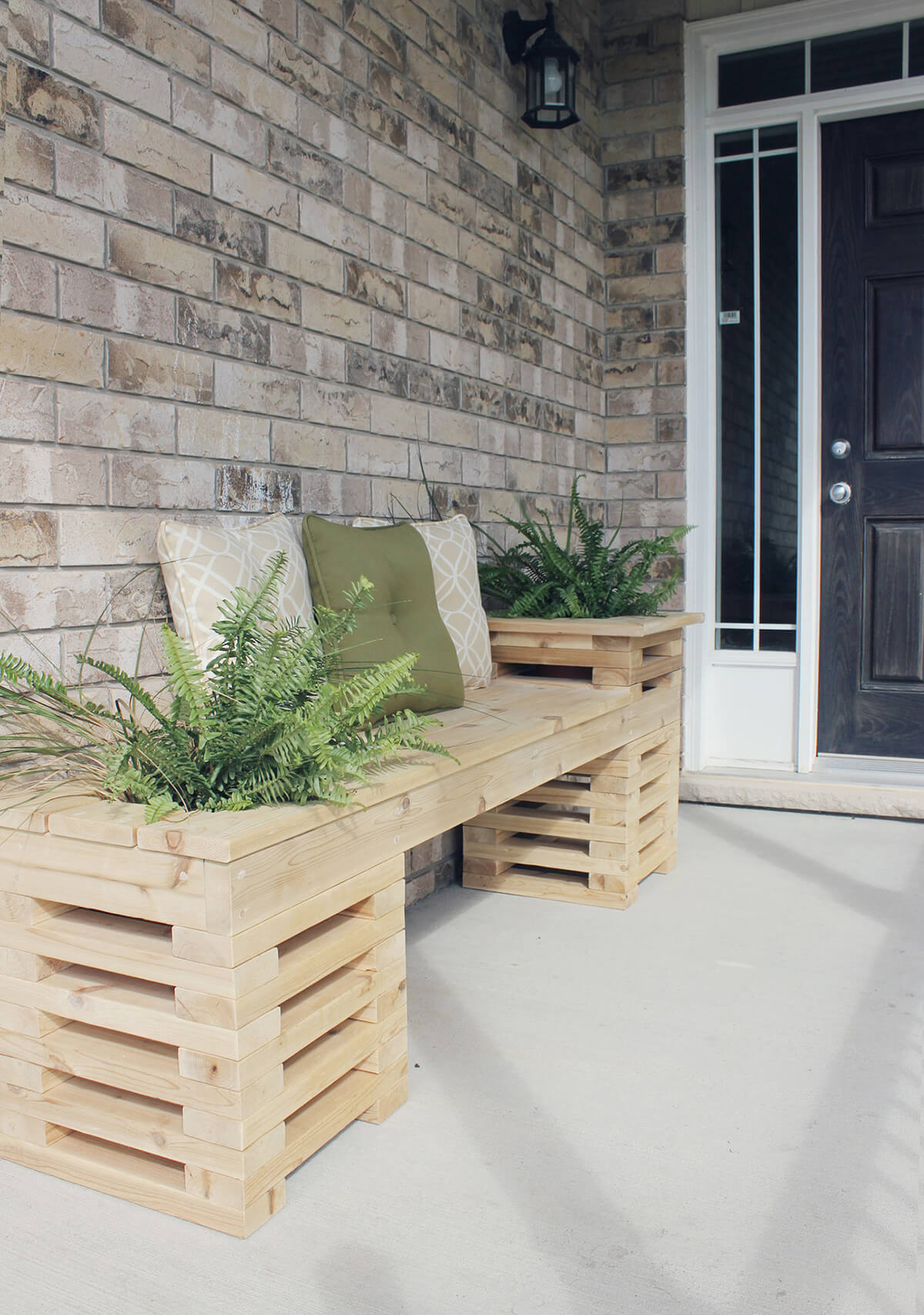 32 best diy pallet and wood planter box ideas and designs for Home garden box design