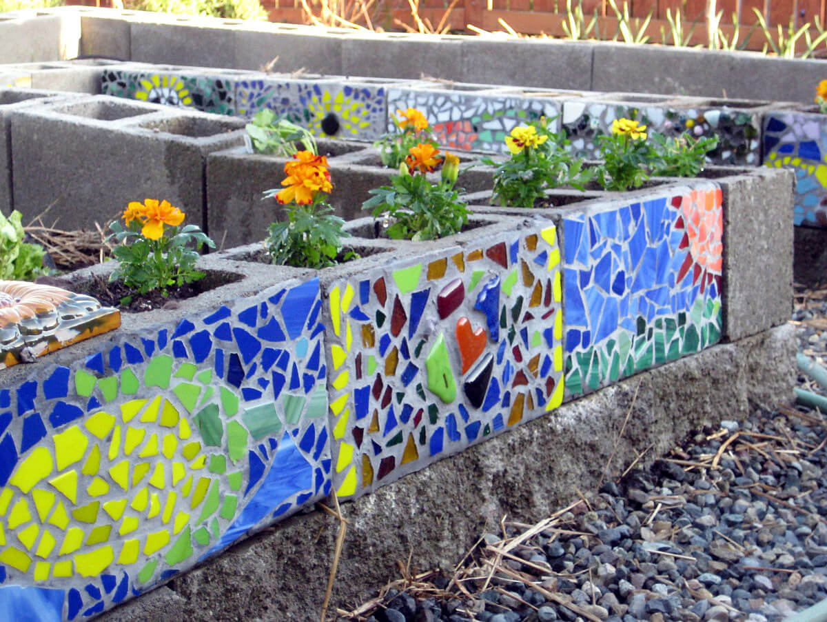 28 Best Diy Garden Mosaic Ideas Designs And Decorations