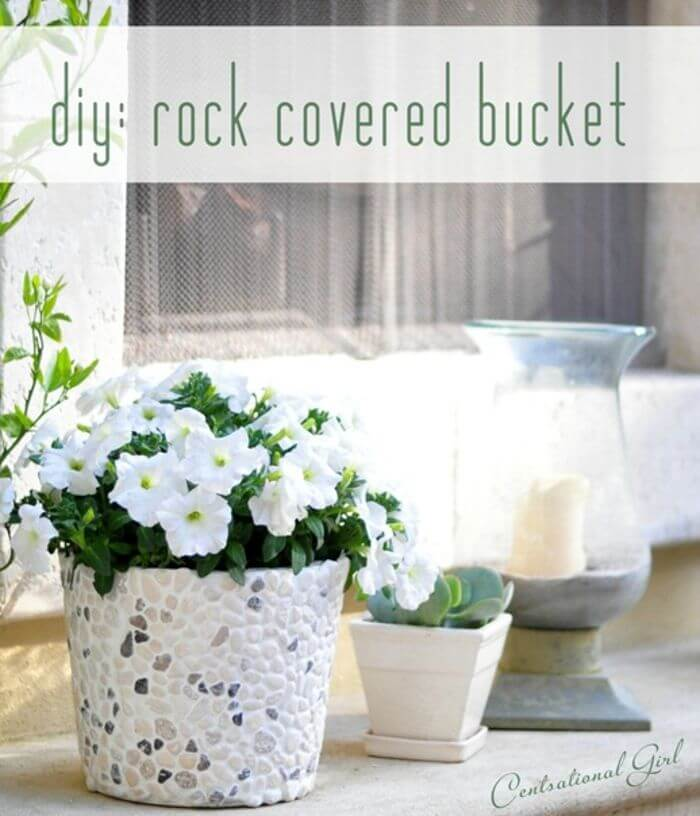 23 Best DIY Garden Ideas and Designs with Rocks for 2017