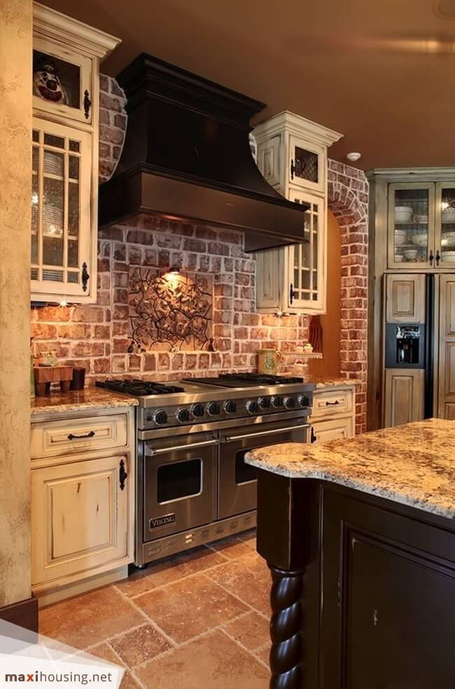 Best rustic kitchen cabinet ideas and designs for