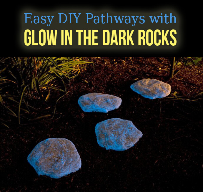 23 lustige DIY-Gartenprojekte mit Felsen