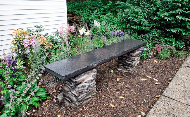 Stone Landscape Projects : Best diy garden ideas and designs with rocks for