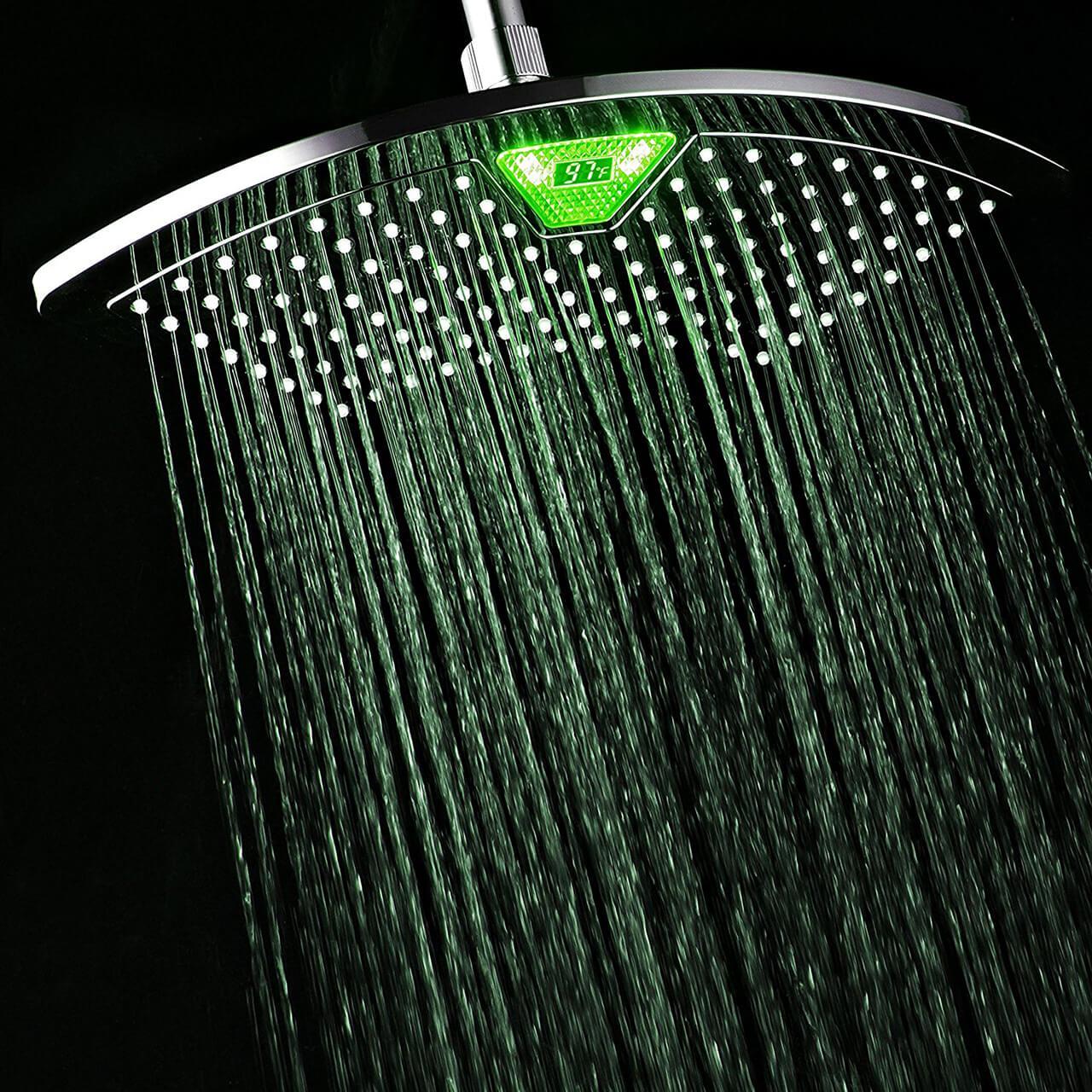 DreamSpa AquaFan Shower Head