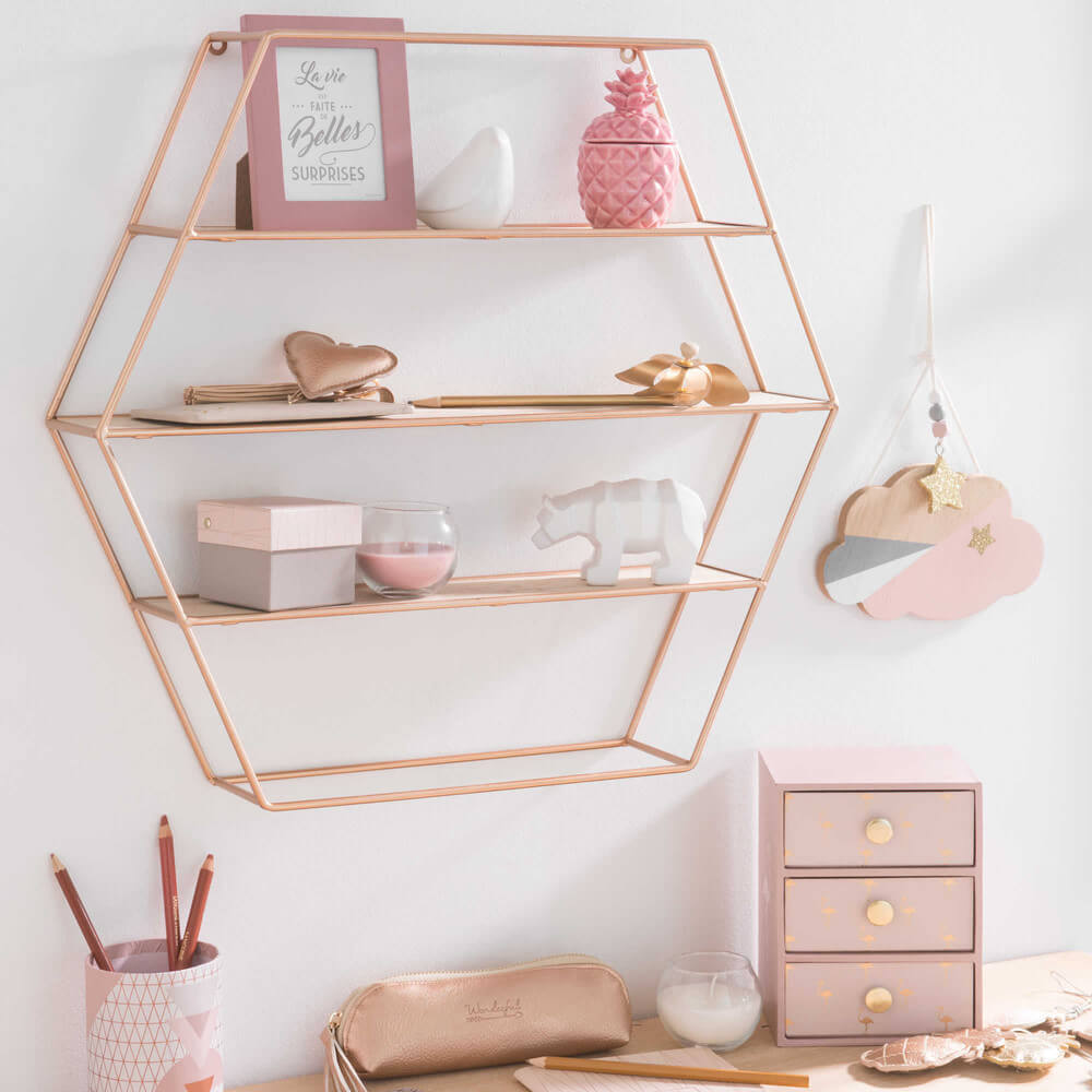 16 Rose Gold And Copper Details For Stylish Interior Decor: 23 Best Copper And Blush Home Decor Ideas And Designs For 2017