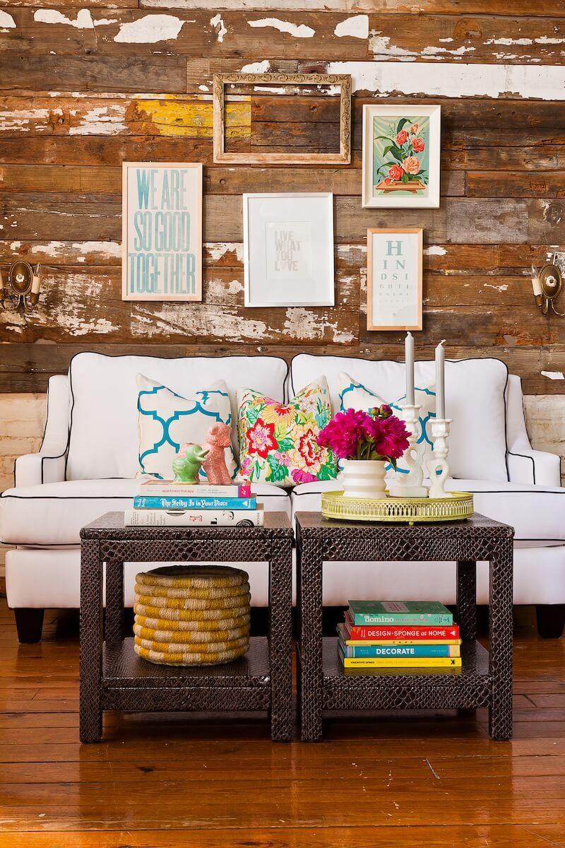 Smokey Mountain Cabin Sofa Frames