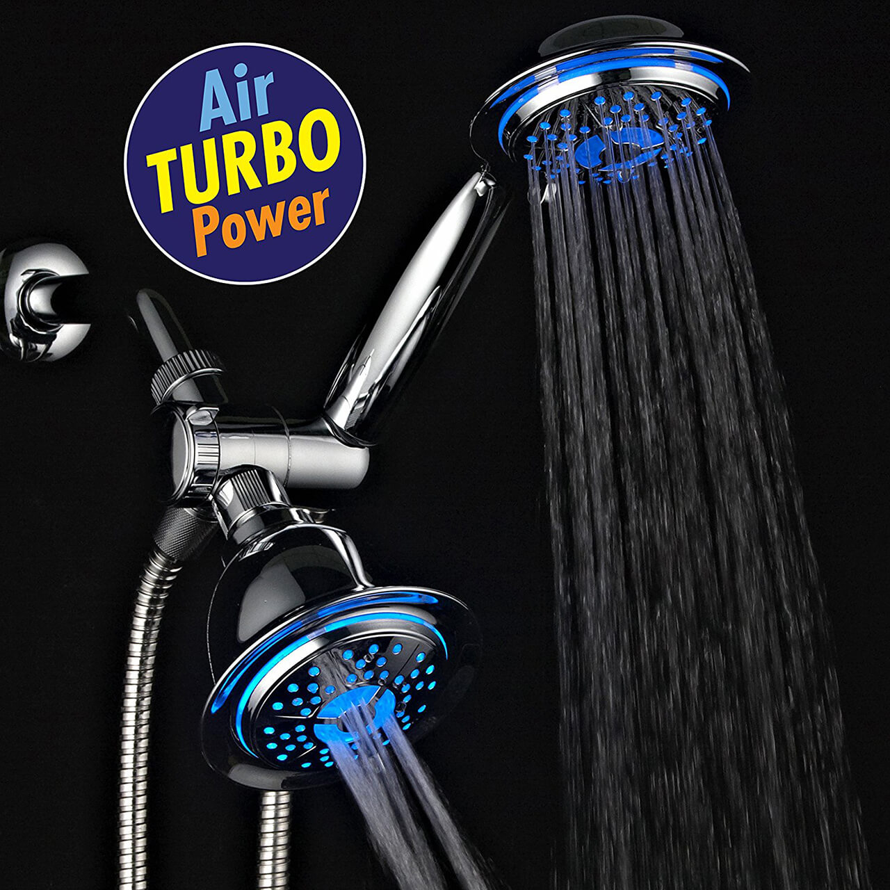 PowerSpa Shower with Air Turbo Technology