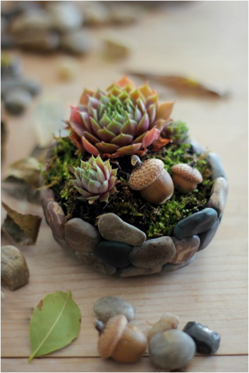Diy Projects With Rocks Easy Craft Ideas