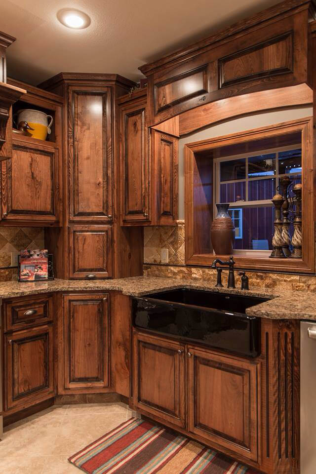 Cabinet Design Ideas For Kitchen ~ Best rustic kitchen cabinet ideas and designs for