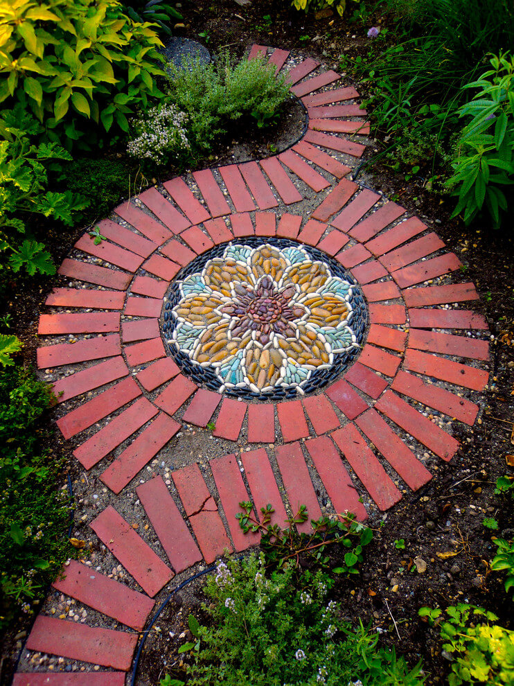25 Best Garden Path and Walkway Ideas and Designs for 2020 on Patio And Path Ideas id=56826