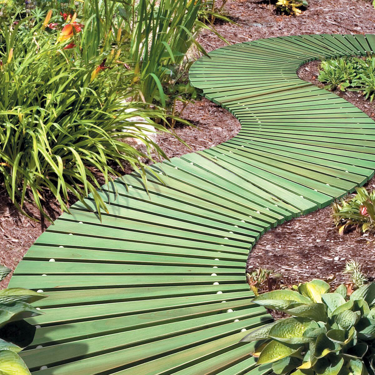 Walkways And Paths: 16 Design Ideas For Beautiful Garden Paths