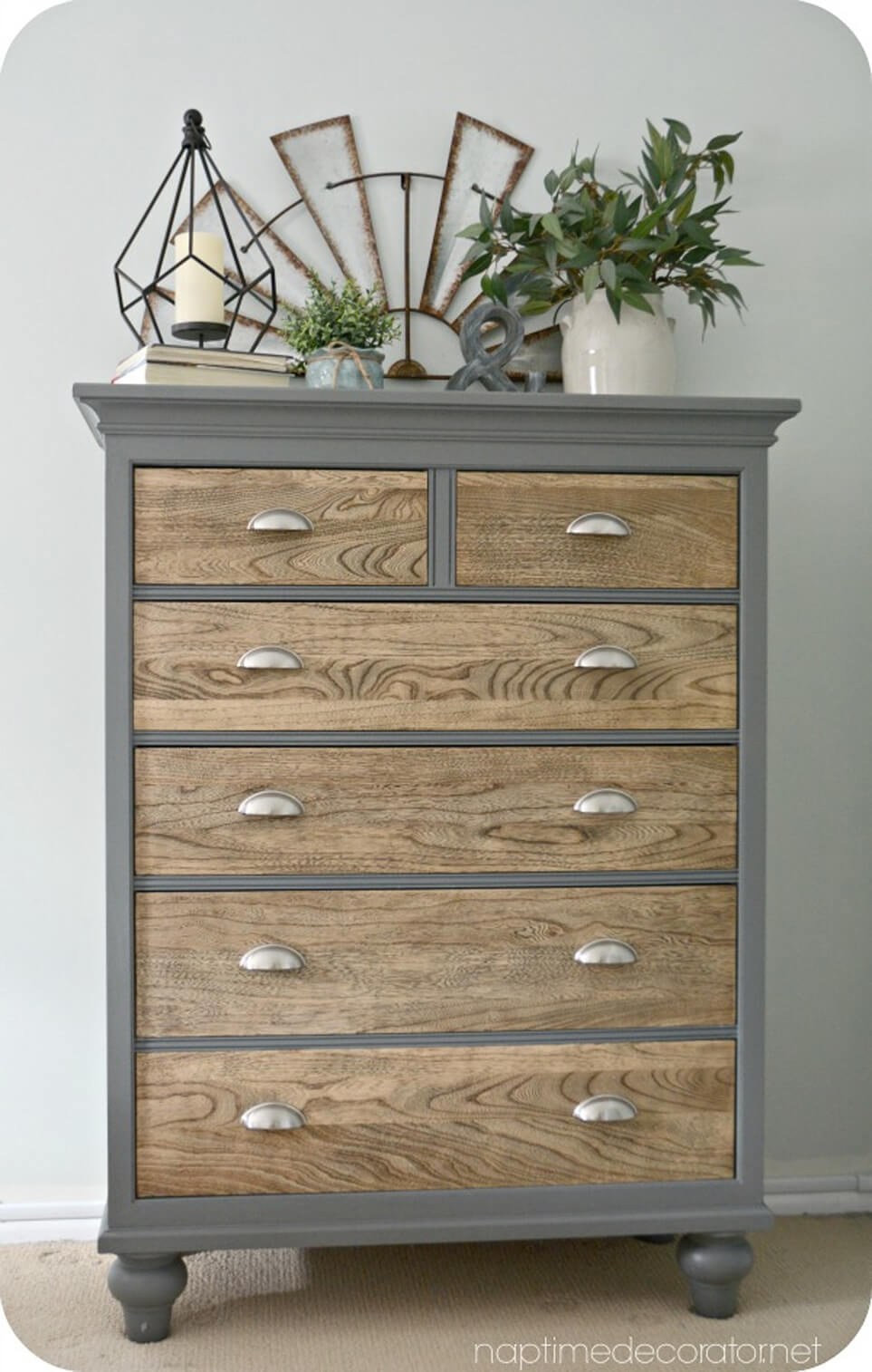 22. Prairie Cabin Chest of Drawers
