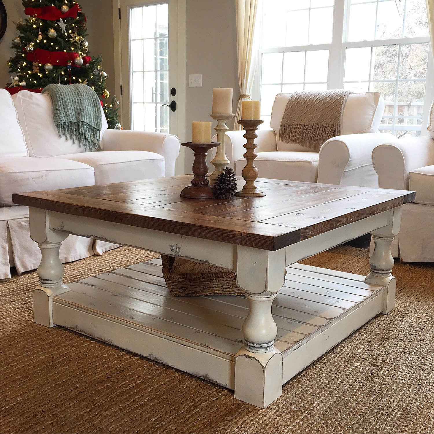 best coffee table decorating ideas