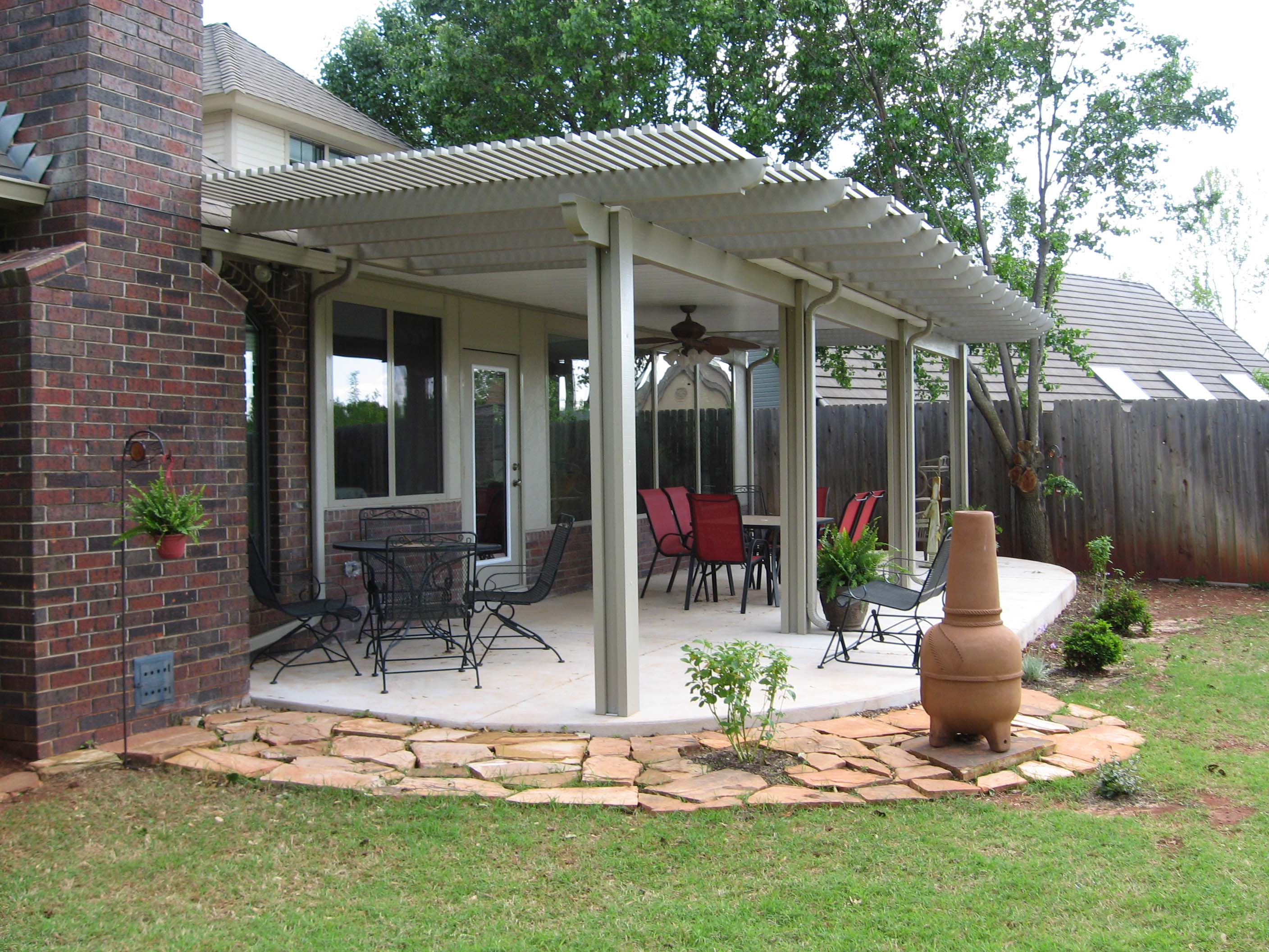 Outdoor decor 20 lovely pergola ideas style motivation - Eigentijds pergola design ...