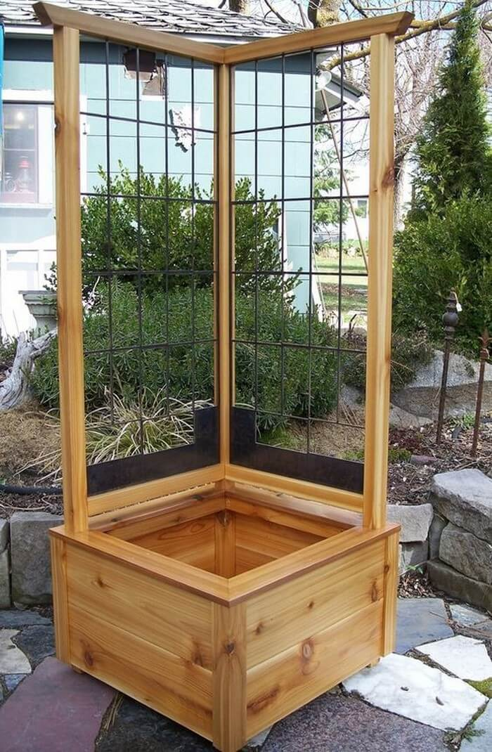 33 Best Built In Planter Ideas And Designs For 2019