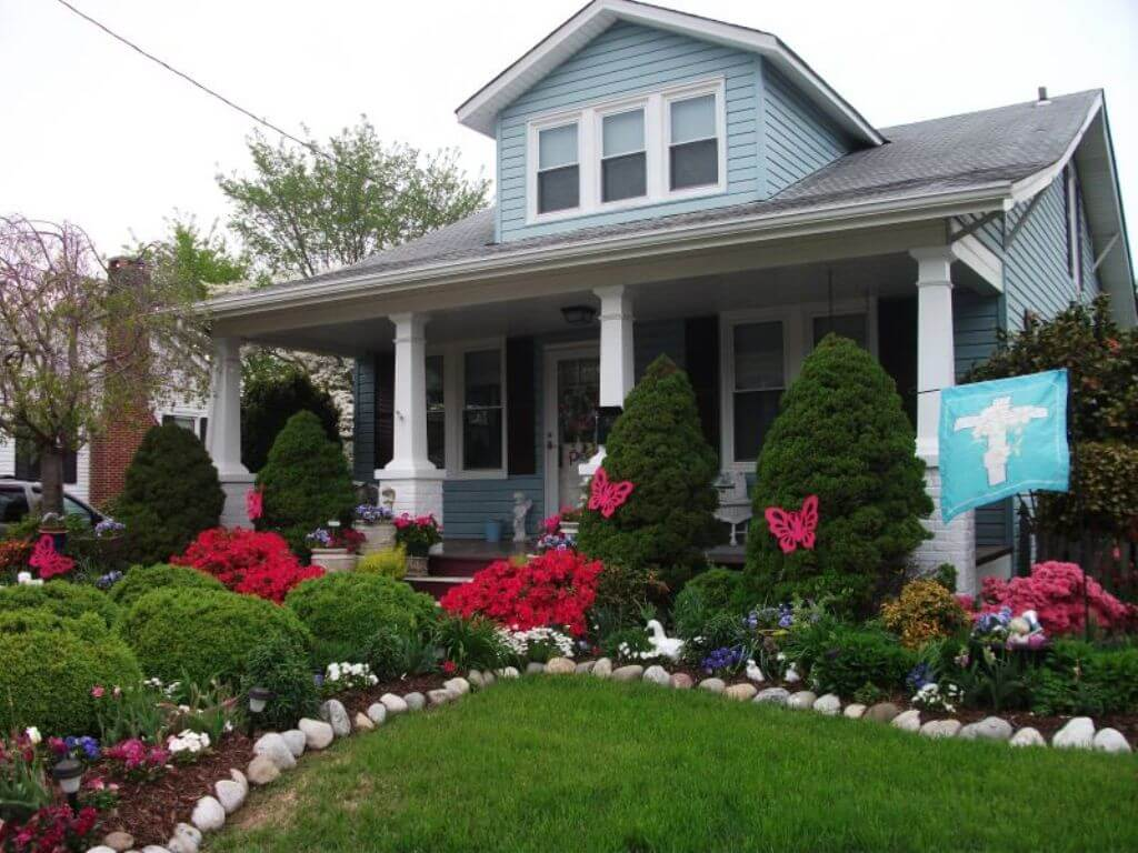 Front Yard Cottage Garden Ideas 50 best front yard landscaping ideas and garden designs for 2017