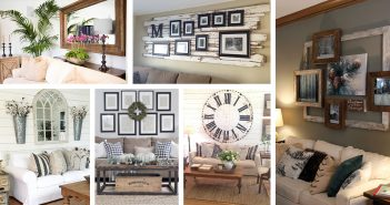 Best Ideas to Decorate Above the Sofa
