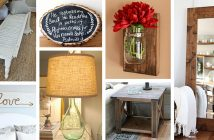 DIY Rustic Home Decor Designs