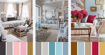 Living Room Color Scheme Designs