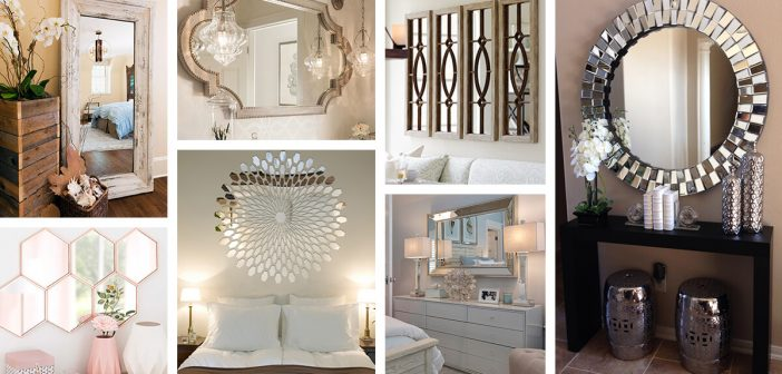 45 Best Mirror Decoration Ideas And, Living Room Mirror Decorating Ideas