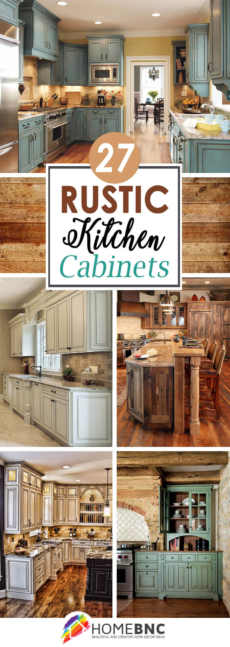 27 Best Rustic Kitchen Cabinet Ideas And Designs For 2021