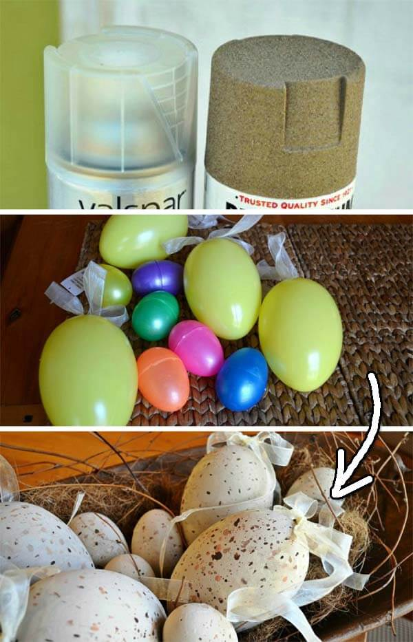 A Nest of Birds Eggs for Your Garden