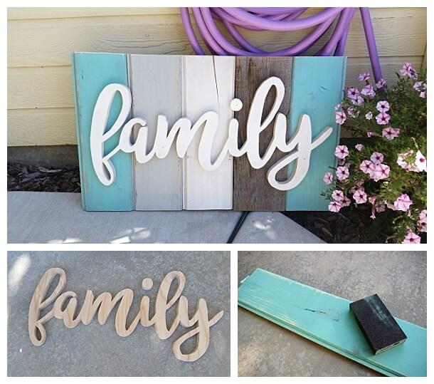 30 einfache DIY Front Porch Zeichen Ideen für Ihr Zuhause