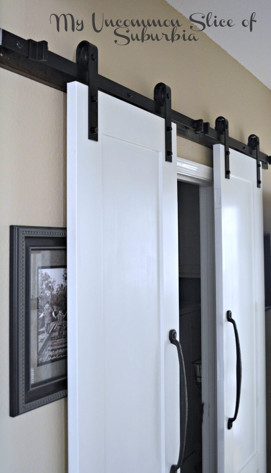 29 best sliding barn door ideas and designs for 2017 for Barn door design ideas