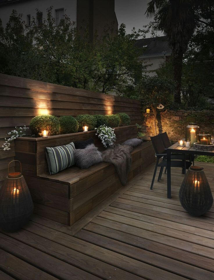 Backyard Lighting Ideas 24 Jaw Dropping Beautiful Yard And Patio String Lighting  Ideas For A Small