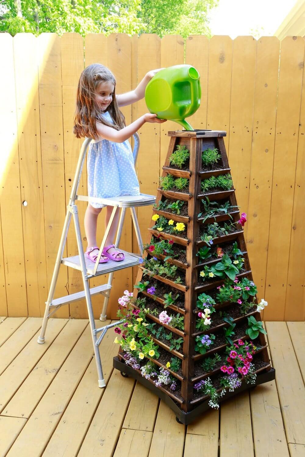 Image Result For Patio Planter Flower Ideas