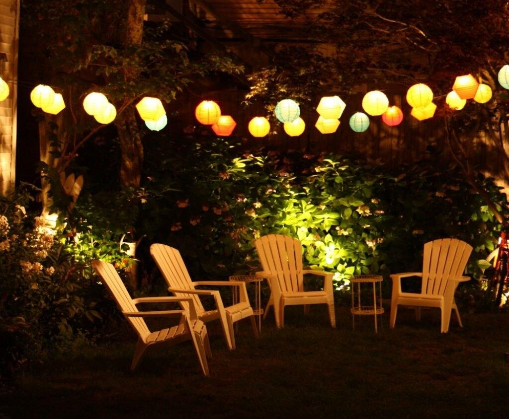 Fun and Simple Hanging Chinese Lanterns