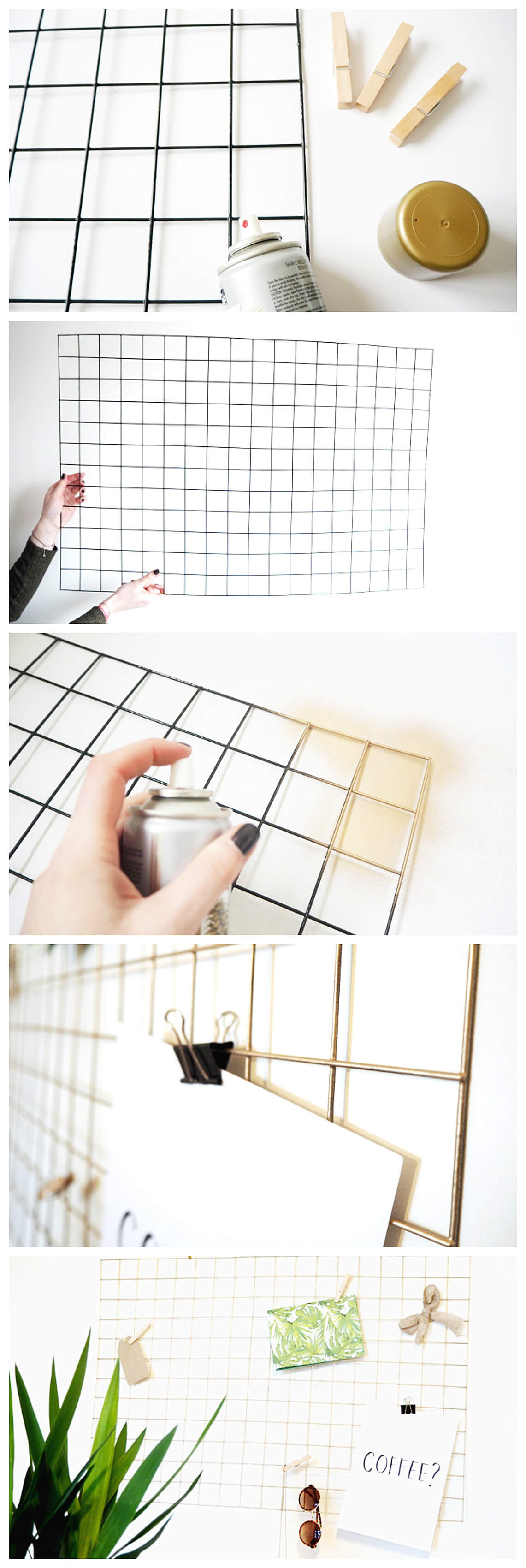 Colorful Grid Wall Panels for your Office