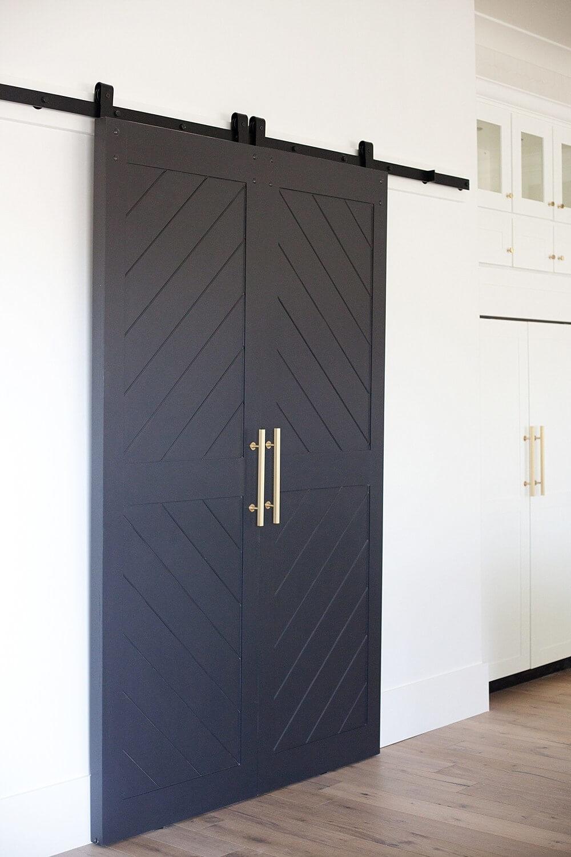 Metropolitan Matte Sliding Doors