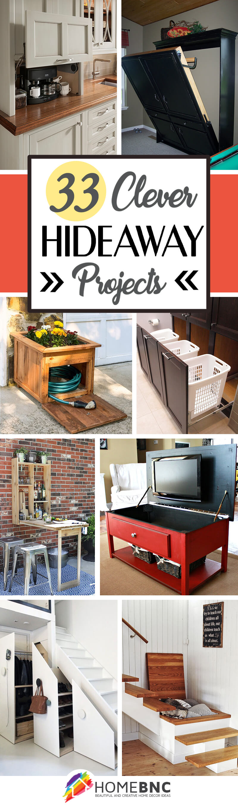 33 Best Hideaway Projects Ideas and Designs for 2018
