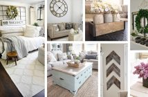 Farmhouse Living Room Decor Designs