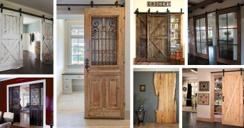 Sliding Barn Door Decor Ideas
