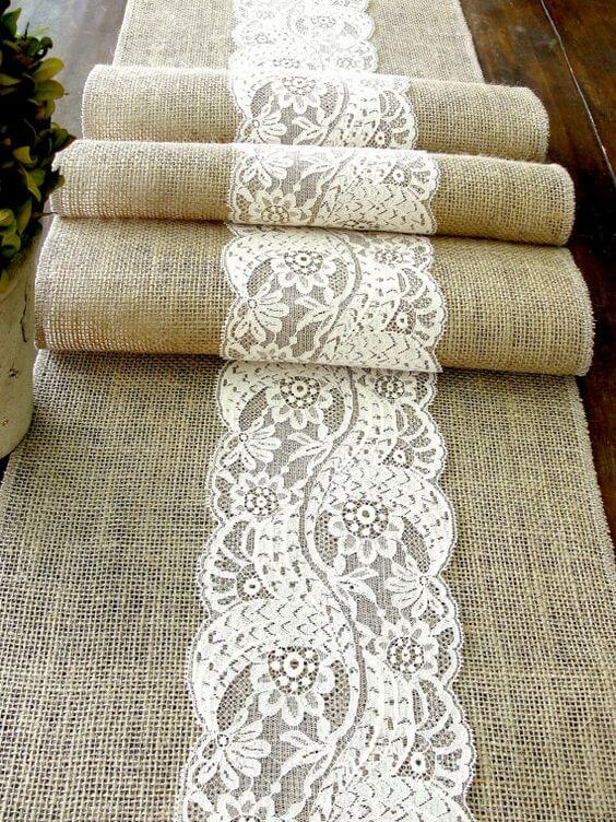 Heirloom Lace Tabletop Runner