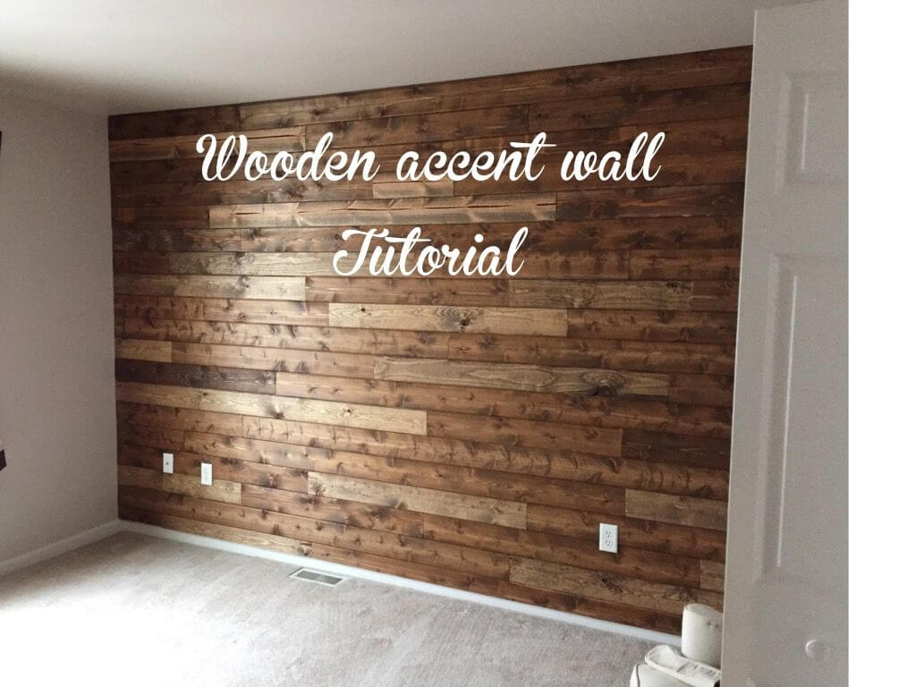 wall designs with wood