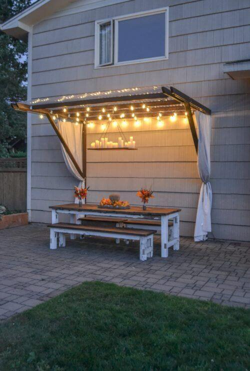 backyard projects 15 amazing diy outdoor decor ideas