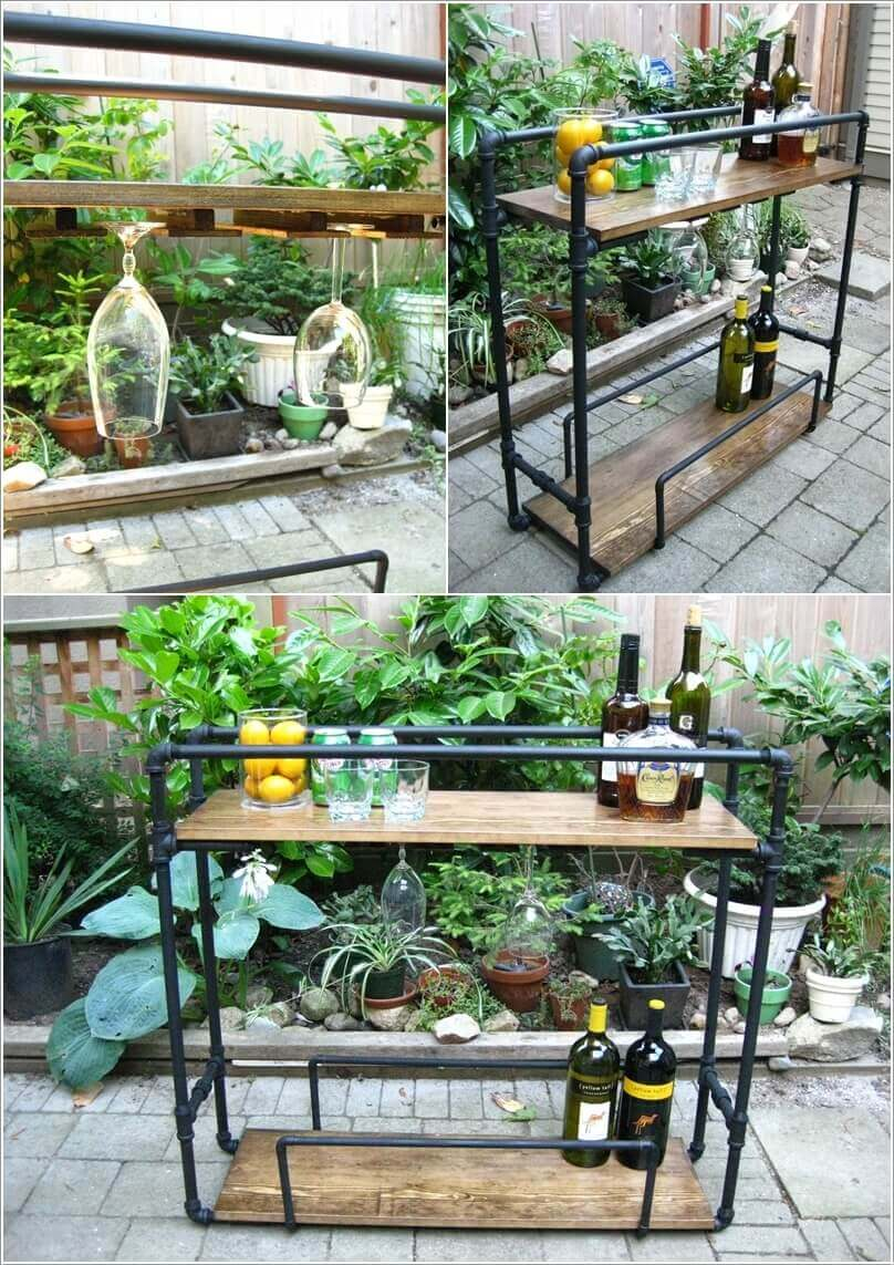 32 Best Diy Outdoor Bar Ideas And Designs For 2019