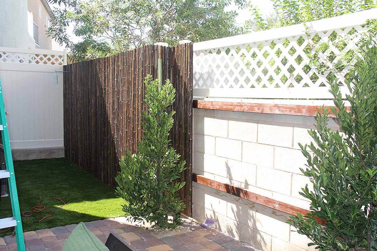 24 best diy fence decor ideas and designs for 2018 for Homemade fence ideas