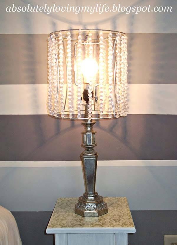 Mod Style Chandelier Lamp