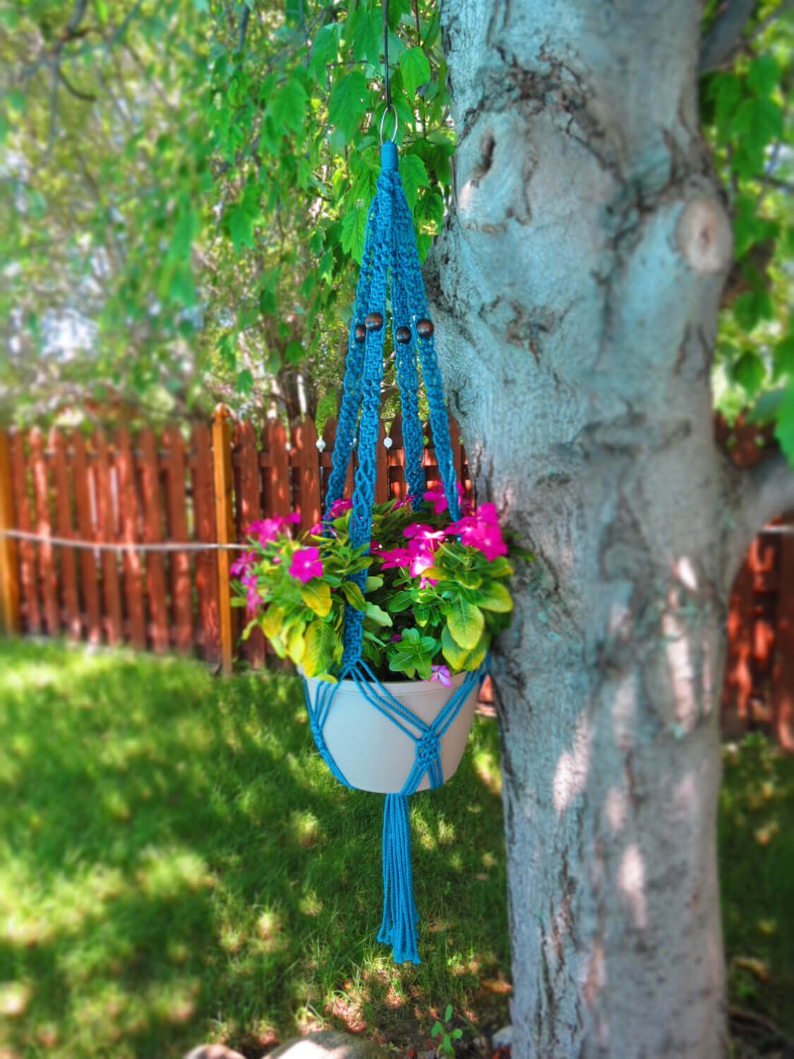 45 Best Outdoor Hanging Planter Ideas and Designs for 2018