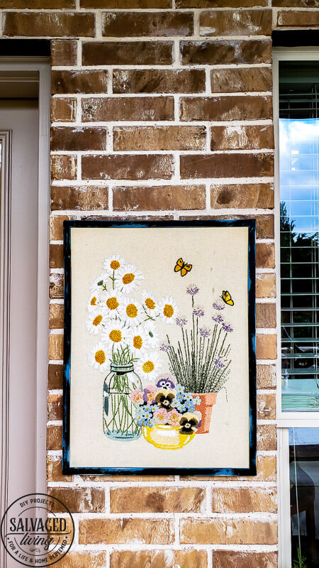 Wild for Flowers and Butterflies Summertime Print