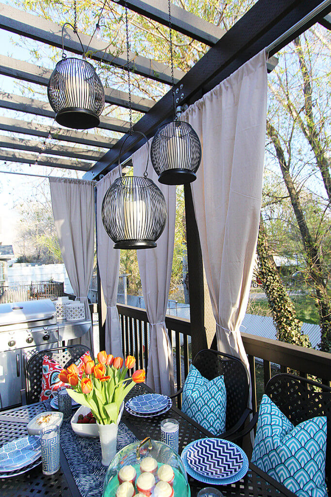 31 Outdoor Curtain Ideas And Designs For 2021