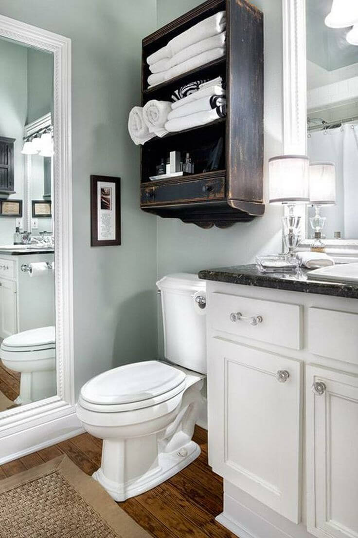 34 Best Towel Storage Ideas And Designs For 2021