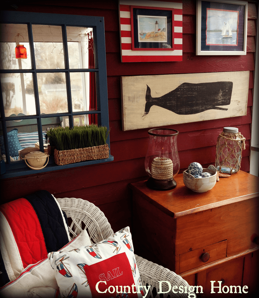 Set Sail by the Seaside from the Comfort of Your Own Porch
