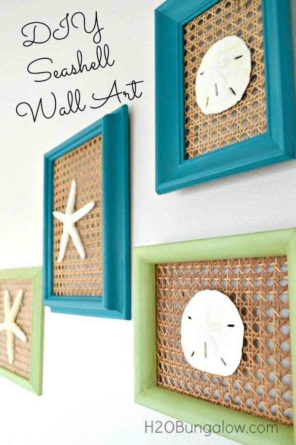 Wall Art Inspired by the Shore
