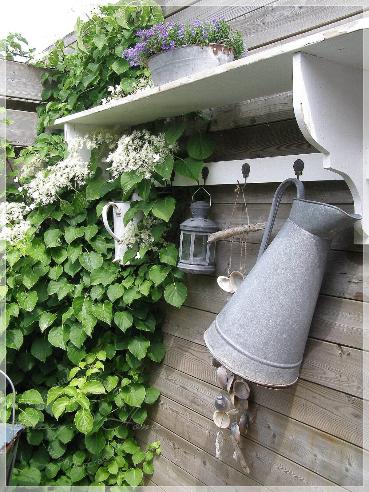 Potter's Shed Rustic Hanging Accoutrements