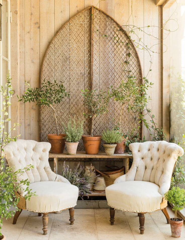47 best rustic farmhouse porch decor ideas and designs for for French home decor