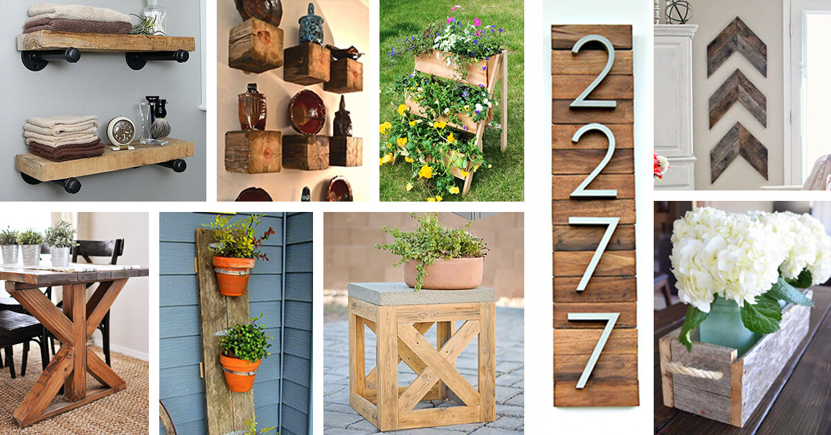 How to Use Reclaimed Wood for DIY Projects